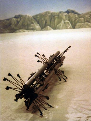 Tarim Machine von Gerrit van Bakel